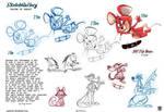 360 kickflip mouse by celaoxxx by celaoxxx