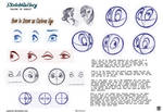 How to draw Cartoon eye