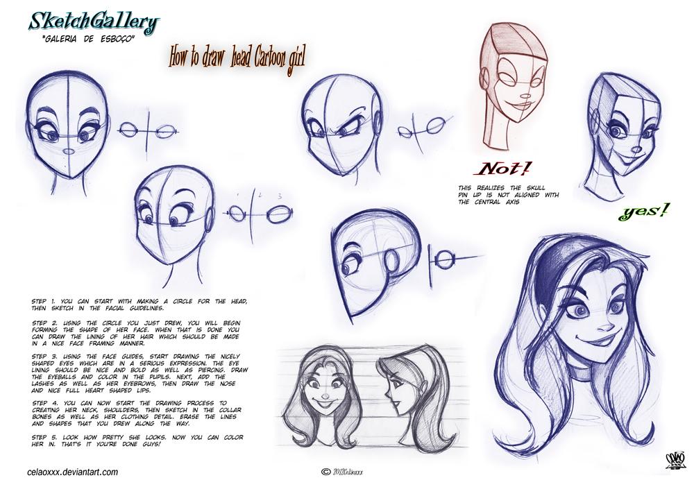 Cartoon photo tutorial for Cartoon tutorial