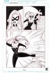 Black cat Comic