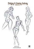 Anatomy  for Artists by celaoxxx page 16 by celaoxxx