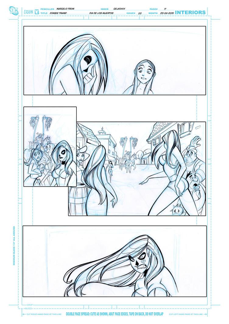 Z Tramp Page 17 Little by celaoxxx