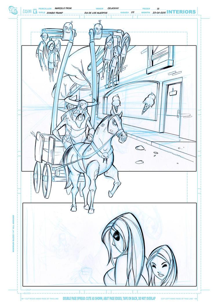 Zombie Tramp Page 18 by celaoxxx