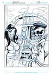 Zombie Tramp Valentine days cover 2