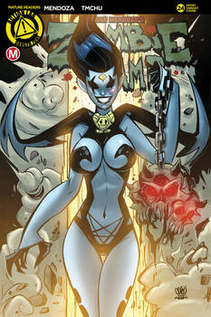 ZombieTramp issuenumber24 coverE solicit