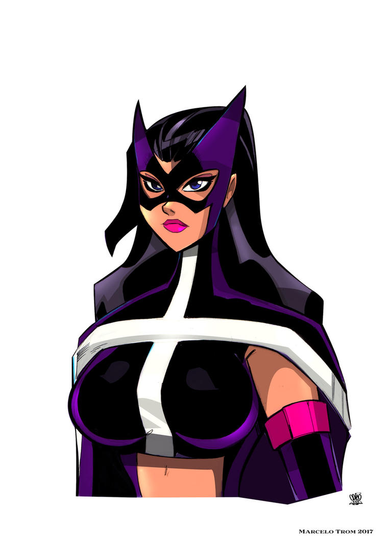 Huntress by celaoxxx