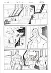 Comic Page Test X men