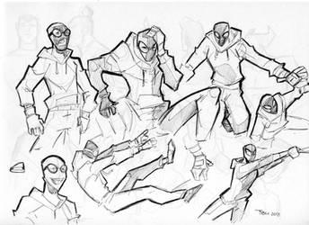 12 sketch page by celaoxxx