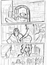 32 sketch page by celaoxxx
