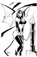 Lith Succubus 4, character of Infinite Punishment