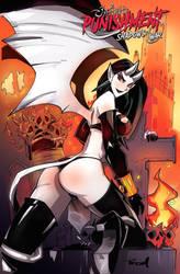 Lilith succubus infinite Punishment comic book 2
