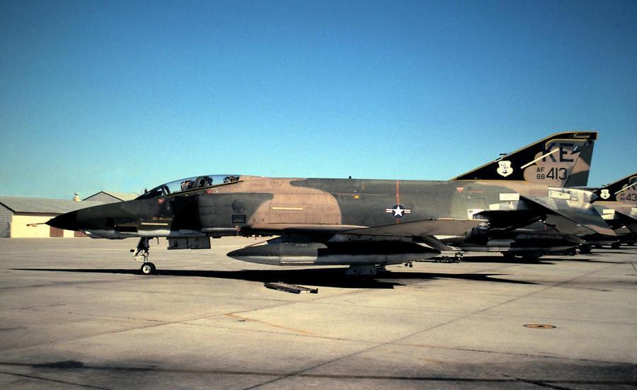 Magnolia Militia Phantom by F16CrewChief