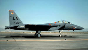 The First Operational F-15E