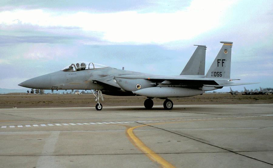 FY1981 Eagle No. 6 by F16CrewChief