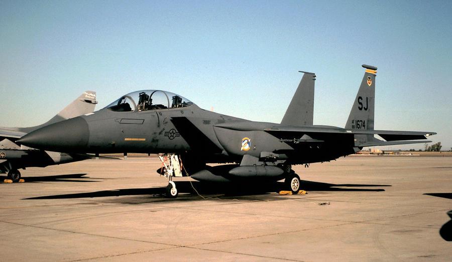 FY1988 Eagle No. 6 by F16CrewChief