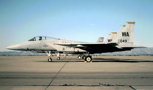 F-15 Fighter Weapons School No. 1