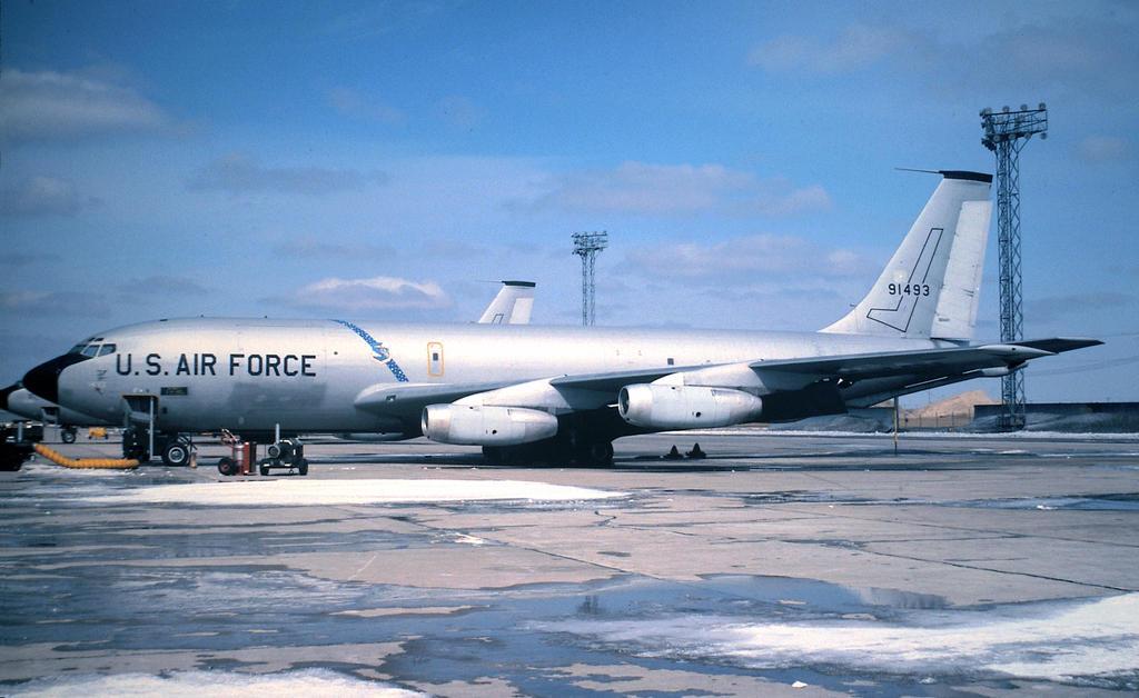 Grand Forks AFB 'SAC Ramp' by F16CrewChief