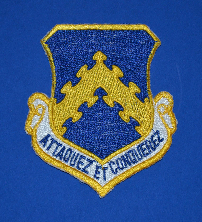 8th Fighter Wing Patch No.1 by F16CrewChief