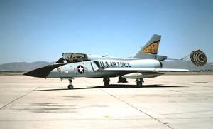 Minot F-106B