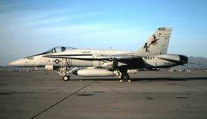 VFA-137 CAG Hornet