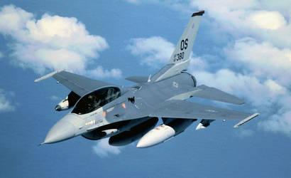 36th TFS F-16D by F16CrewChief