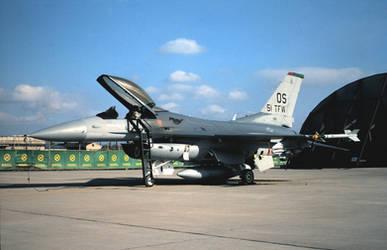 51st TFW Commander's Jet No. 2 by F16CrewChief