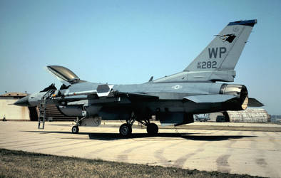 35th FS F-16C No. 3 by F16CrewChief