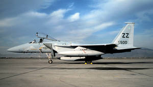 Kadena F-15C No. 1 by F16CrewChief