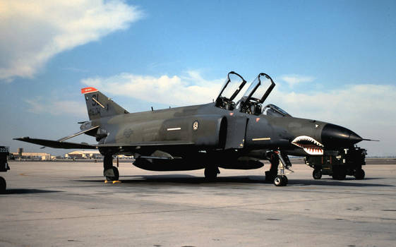Missouri ANG F-4E in Euro-1