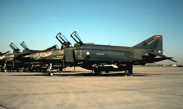 New Jersey ANG F-4E in Euro-1