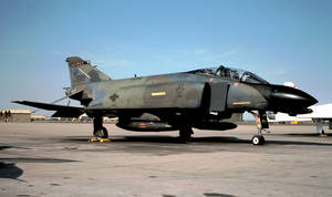 Kansas ANG F-4D in Euro-1 (Subdued)