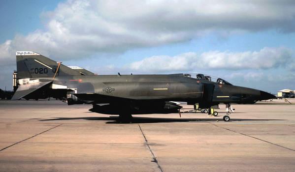 Nevada ANG RF-4C in Euro-1
