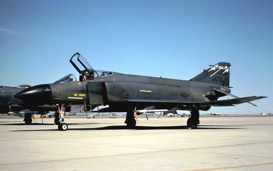 California ANG F-4C in Euro-1