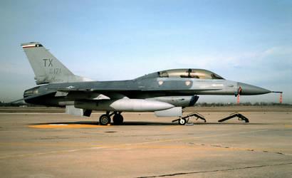 704th FS F-16B-15