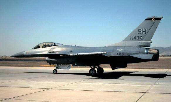 465th TFS F-16A-10