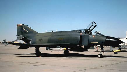 457th TFS F-4E
