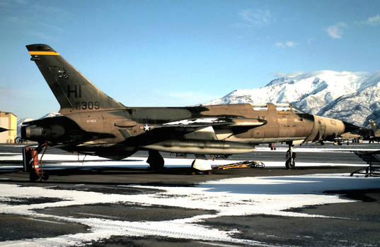 466th TFS F-105F