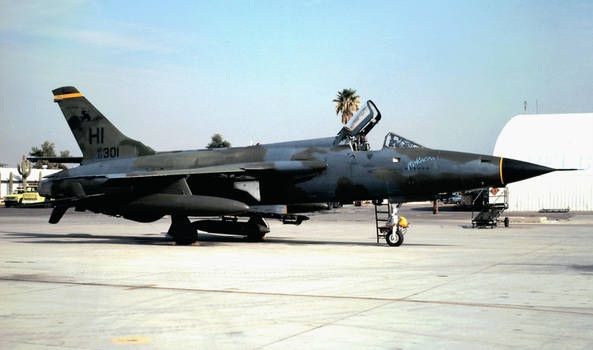 466th TFS F-105D