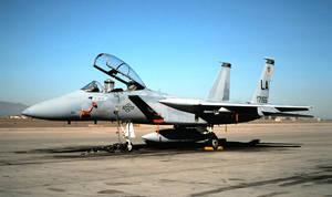 FY 1977 F-15B