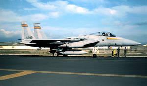 FY 1974 F-15A