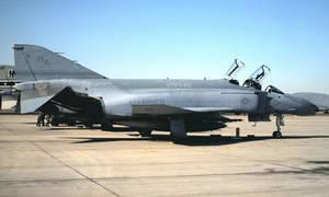 'Cowboys' F-4N in TPS