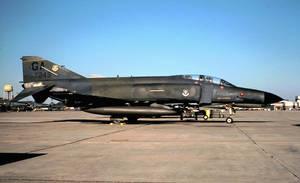 20th TFTS F-4E in the Euro-1 Scheme