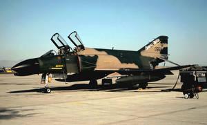 122d TFS F-4C in Wraparound