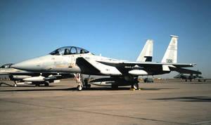 Georgia ANG F-15B