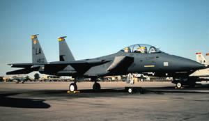Deadly Jesters 'Boss Bird' F-15E