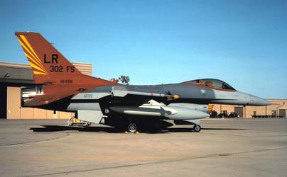 Luke Block 32 F-16C No. 2
