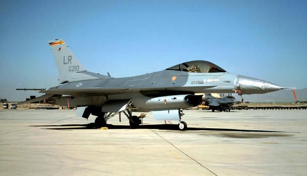 Luke Block 32 F-16C No. 1