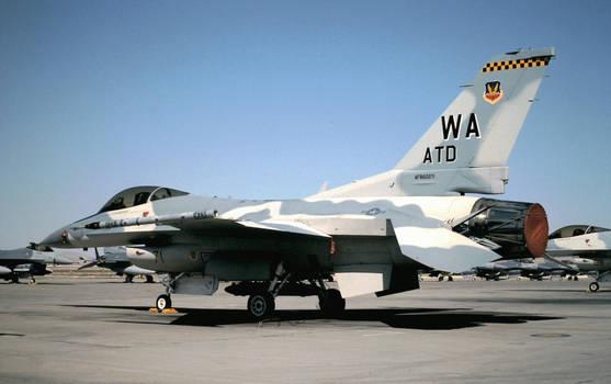 Nellis Block 32 F-16C No. 2