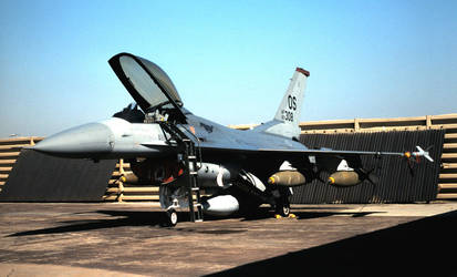 Osan Block 30 F-16C