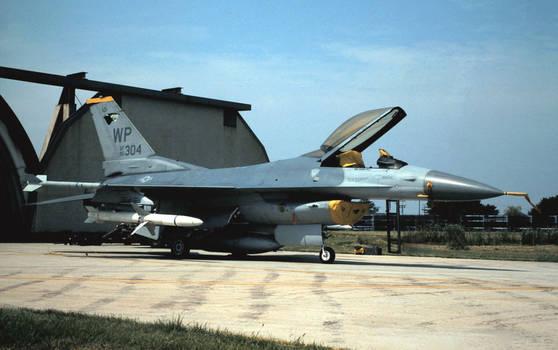 Kunsan Block 30 F-16C